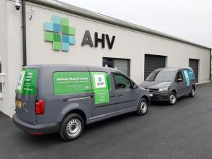 Vehicles Branding & External 3D Signage