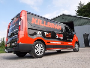 Killbran Vehicle Graphics