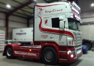 LaveryTransport Scania Signwriting-01